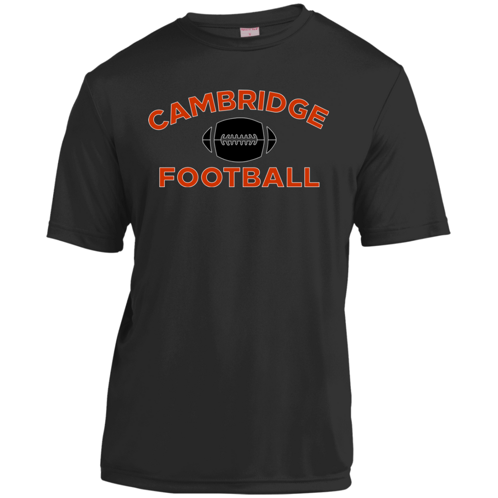 Youth Moisture Wicking T-Shirt - Cambridge Football