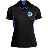 Women's Moisture Wicking Polo - Middletown Baseball - Diamond Logo