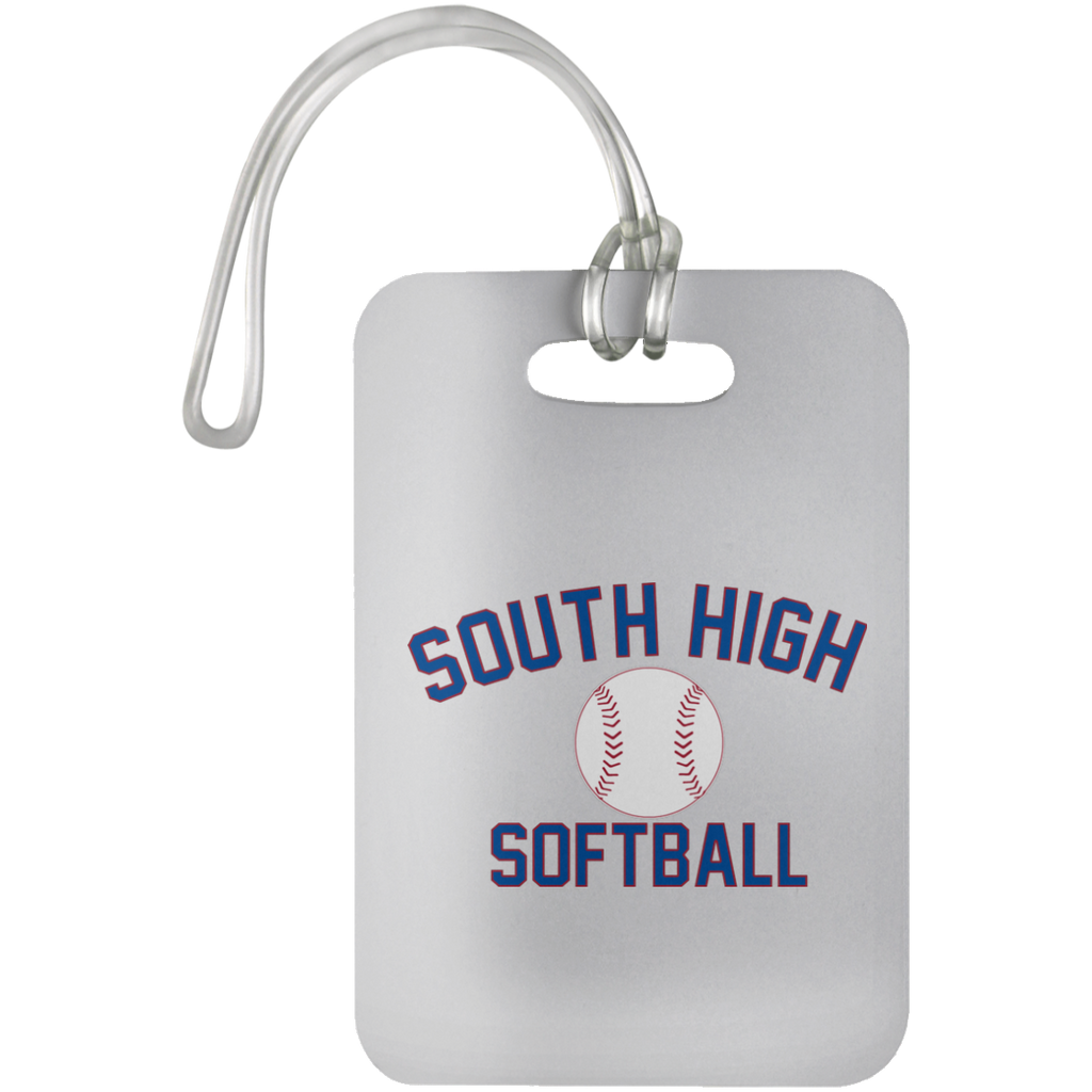 Luggage Bag Tag - South Glens Falls Softball