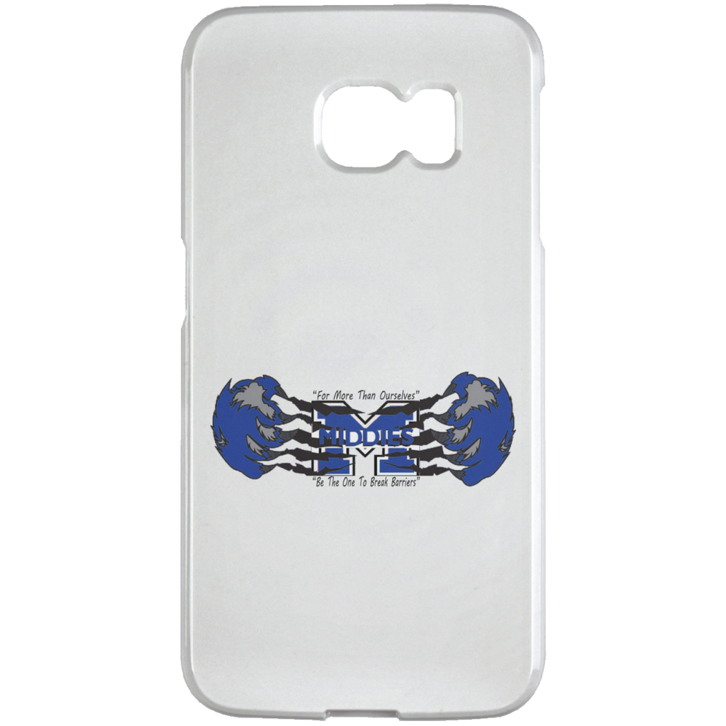 Samsung Galaxy S6 Edge Case - Middletown Unified Basketball