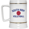 22 oz. Stein - South Glens Falls Volleyball