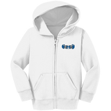Toddler Full-Zip Hooded Sweatshirt - Middletown Unified Basketball