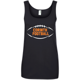 Women's Tank Top - Corinth Football
