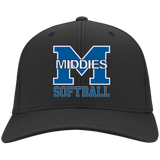 Twill Hat - Middletown Softball