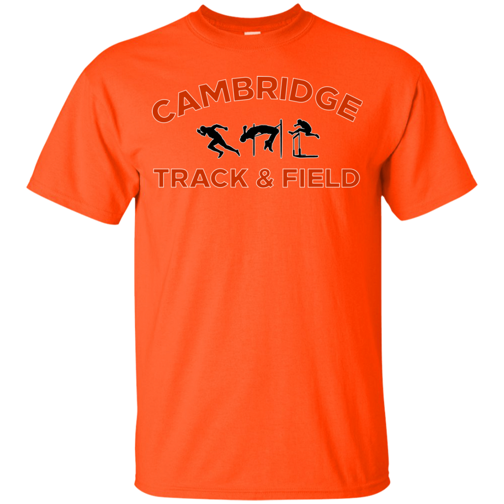 Youth Cotton T-Shirt - Cambridge Track & Field