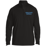 Men's Performance Quarter Zip Sweatshirt - Middletown Baseball