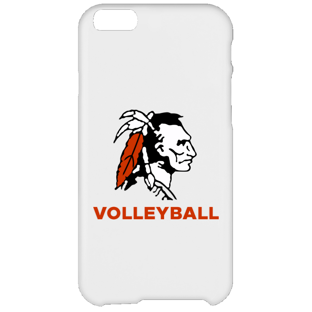 iPhone 6 Plus Case - Cambridge Volleyball - Indian Logo