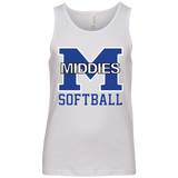 Youth Tank Top - Middletown Softball