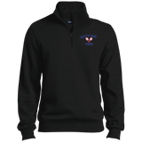 Men's Quarter Zip Sweatshirt - South Glens Falls Tennis
