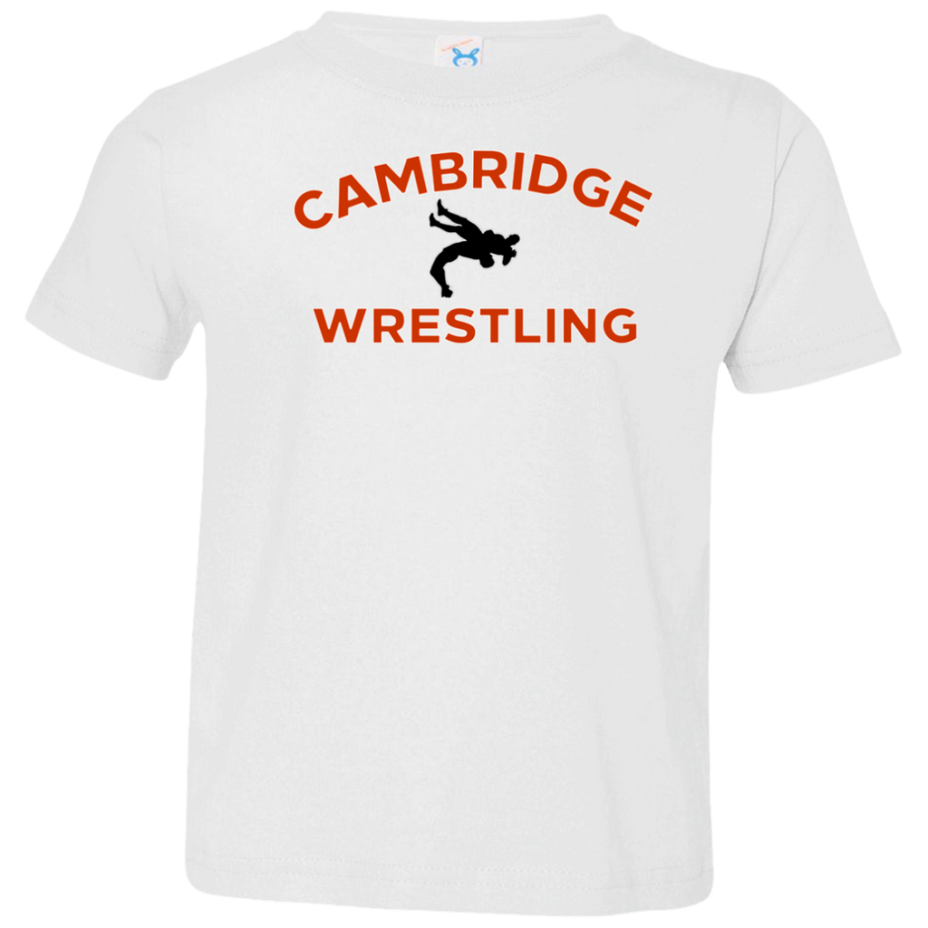 Toddler T-Shirt - Cambridge Wrestling