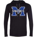 Men's T-Shirt Hoodie - Middletown Middies