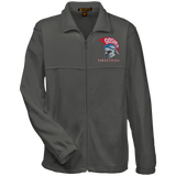 Men's Full-Zip Fleece - Goshen Volleyball