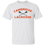 Men's Cotton T-Shirt - Cambridge Lacrosse