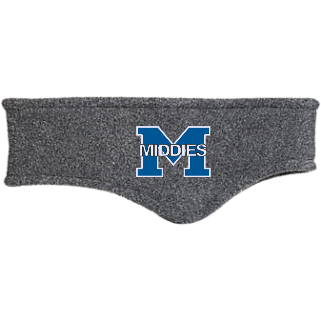 Fleece Headband - Middletown Middies