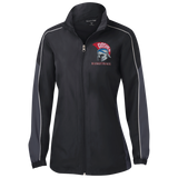 Women's Colorblock Windbreaker - Goshen Basketball