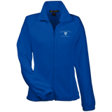 Women's Full-Zip Fleece - Middletown Football