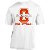 Youth Moisture Wicking T-Shirt - Cambridge Volleyball - C Logo