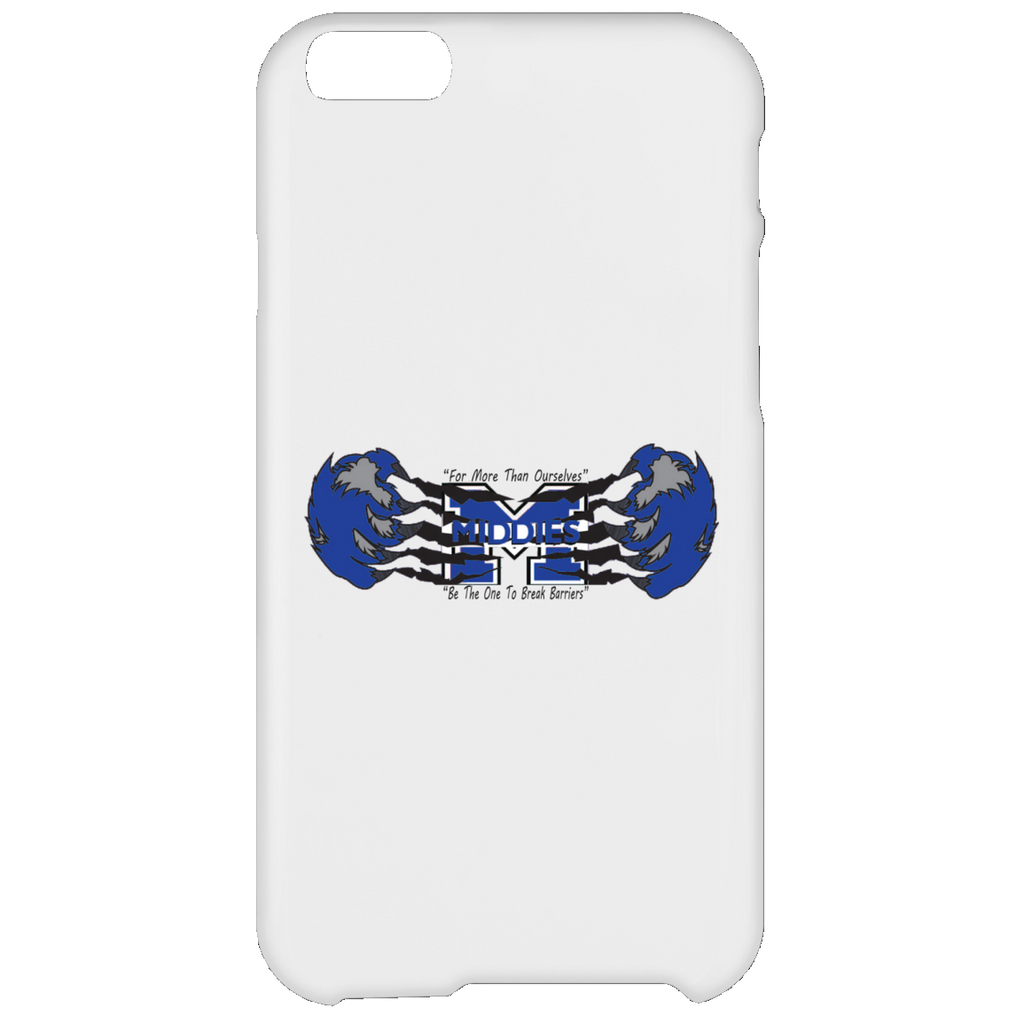 iPhone 6 Plus Case - Middletown Unified Basketball