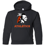 Youth Hooded Sweatshirt - Cambridge Athletics - Indian Logo