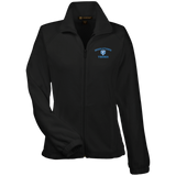 Women's Full-Zip Fleece - Middletown Tennis - Bear Logo