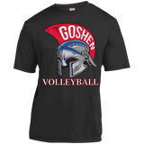 Men's Moisture Wicking T-Shirt - Goshen Volleyball