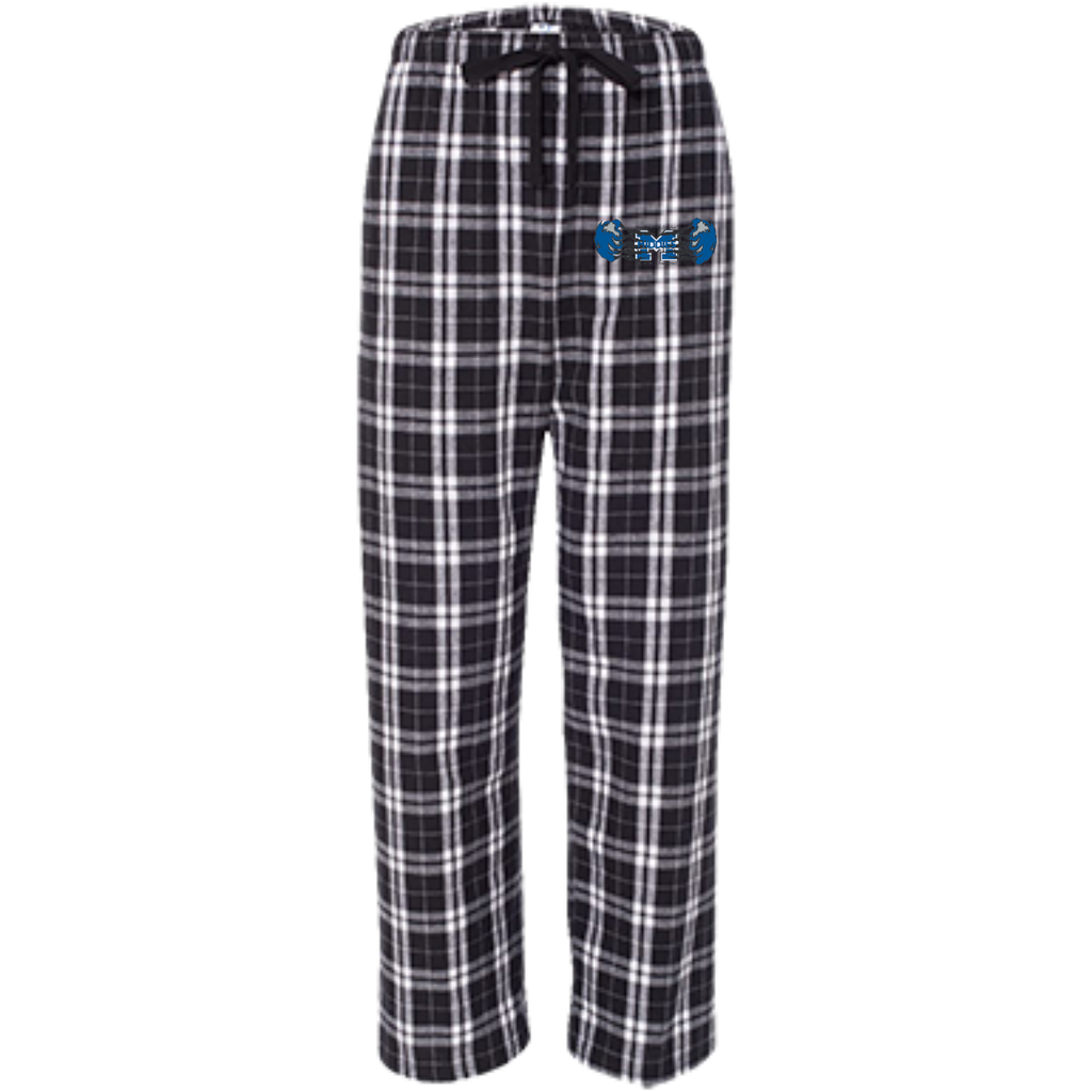 Youth Flannel Pants - Middletown Unified Basketball