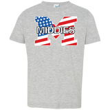 Toddler T-Shirt - Middletown American Flag