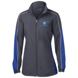 Women's Colorblock Windbreaker - Middletown Football
