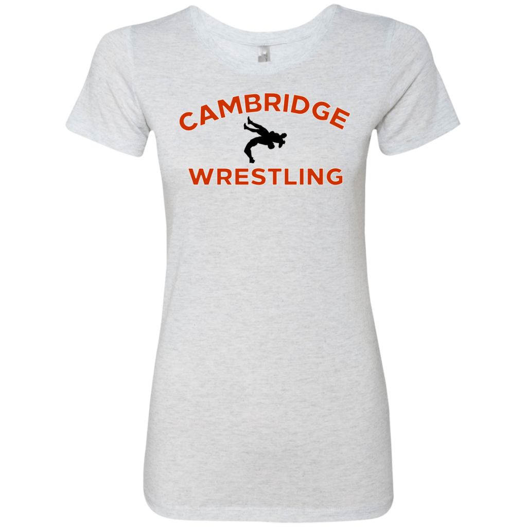 Women's Premium T-Shirt - Cambridge Wrestling