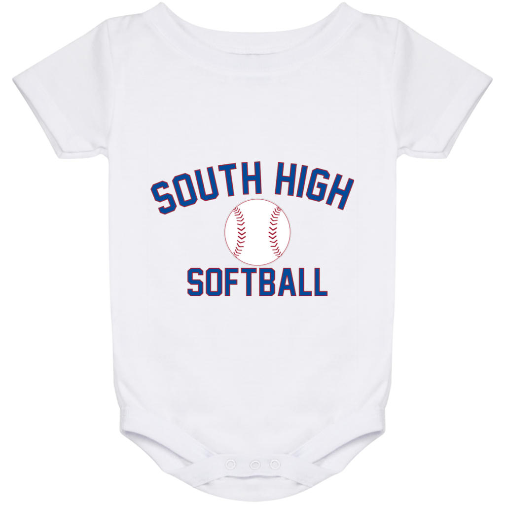 Baby Onesie 24 Month - South Glens Falls Softball