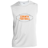 Sleeveless Performance T-Shirt - Corinth Football