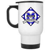 Travel Coffee Mug - Middletown Baseball - Diamond Logo