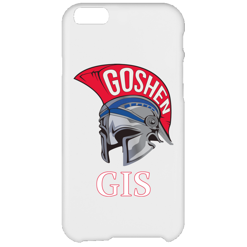 iPhone 6 Plus Case - Goshen Intermediate School - GIS Logo