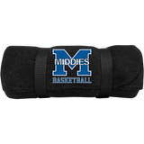 Small Fleece Blanket - Middletown Girls Basketball