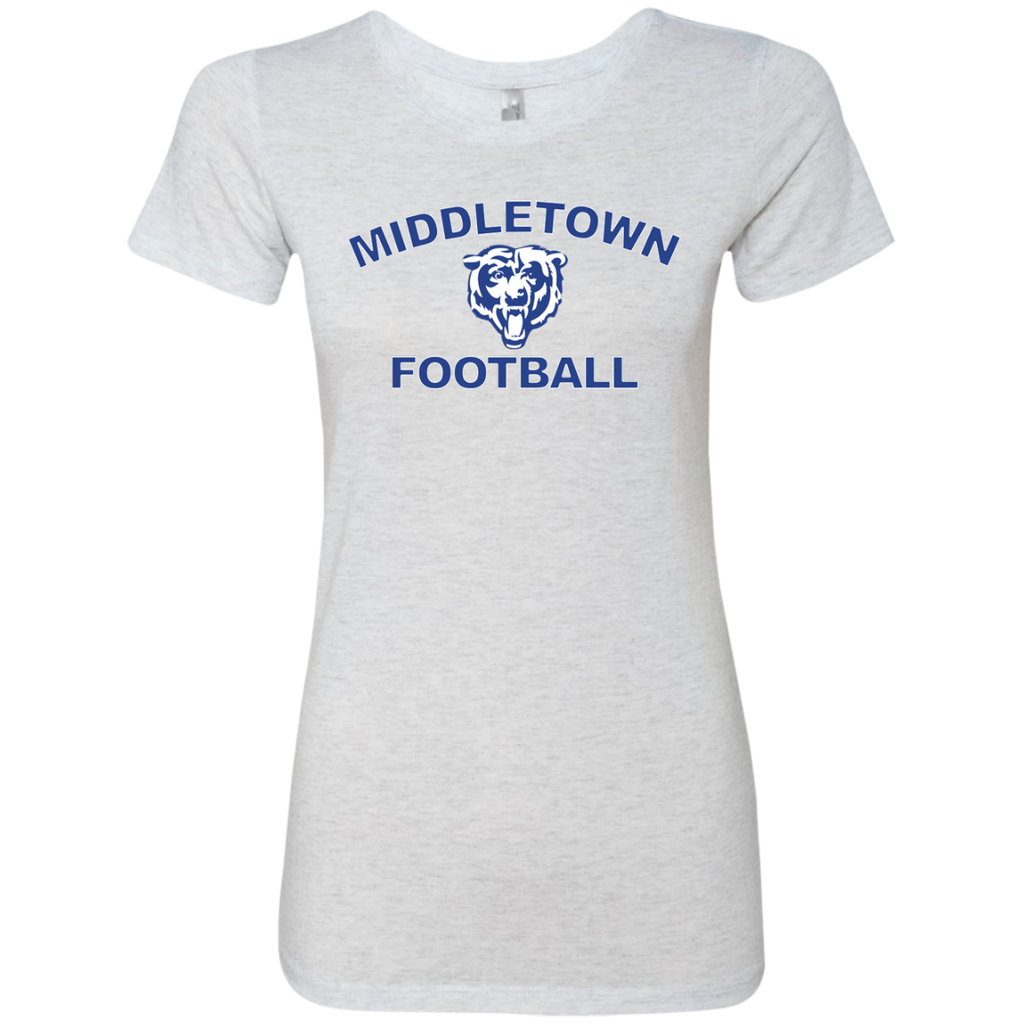 Women's Premium T-Shirt - Middletown Football
