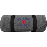Small Fleece Blanket - South Glens Falls Volleyball
