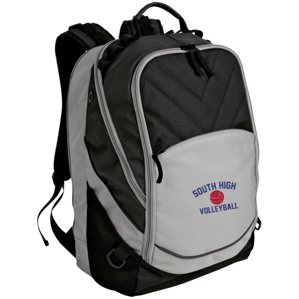 Small Laptop Backpack - South Glens Falls Volleyball
