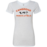 Women's Premium T-Shirt - Cambridge Track & Field