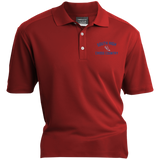 X-Country Vector Logo Outline_Pantone 267020 Nike® Dri-Fit Polo Shirt