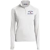 Women's Performance Quarter Zip Sweatshirt - South Glens Falls Cross Country