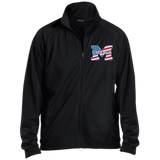 Youth Windbreaker - Middletown American Flag