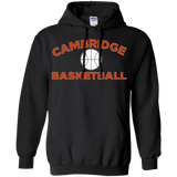 Men's Hooded Sweatshirt - Cambridge Basketball