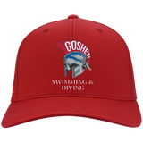 Flex Fit Twill Hat - Goshen Swimming & Diving