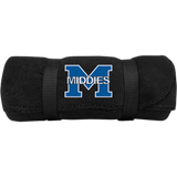 Small Fleece Blanket - Middletown Middies