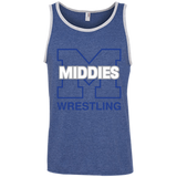 Men's Tank Top - Middletown Wrestling