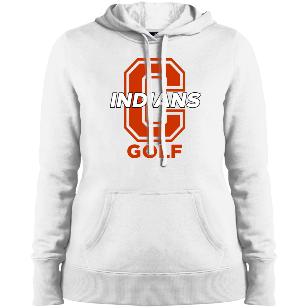 Women's Hooded Sweatshirt - Cambridge Golf - C Logo