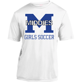 Youth Moisture Wicking T-Shirt - Middletown Middie Girls Soccer