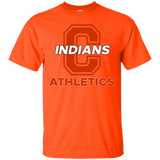 Men's Cotton T-Shirt - Cambridge Athletics - C Logo