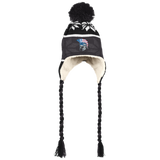 Winter Hat with Ear Flaps - Goshen American Flag