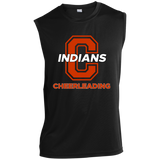 Sleeveless Performance T-Shirt - Cambridge Cheerleading - C Logo